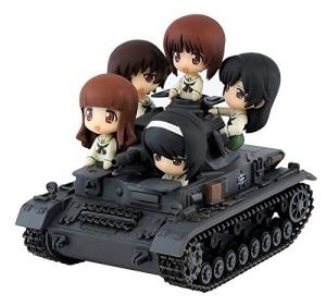 ガールズ&パンツァー IV号戦車D型エンディングVer
