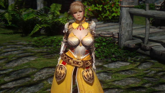 Bless_Online_Arwen_Armor_Retouched_CBBE_1.jpg