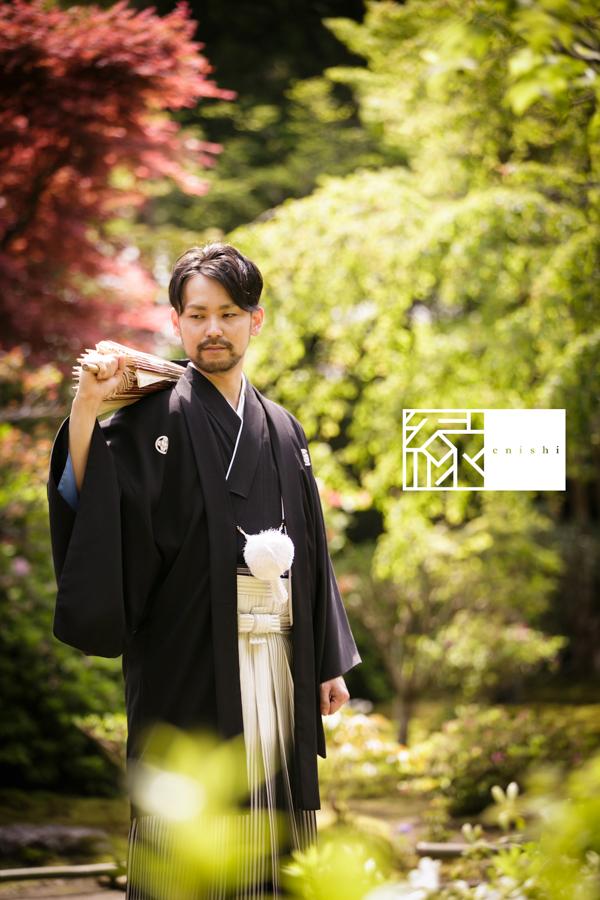 鎌倉和装前撮り縁05