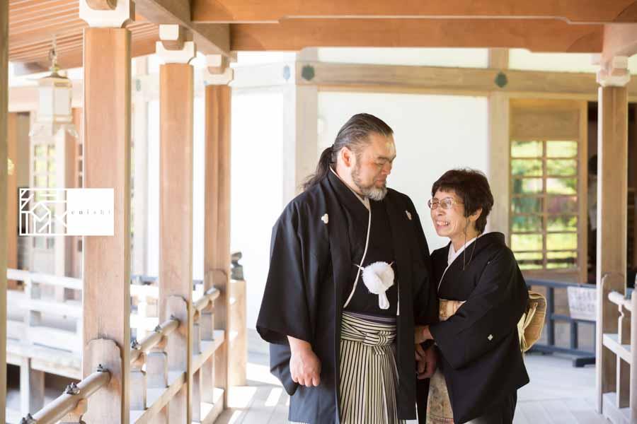 フォト婚和装鎌倉縁07