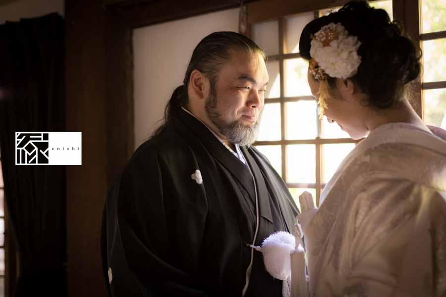 フォト婚和装鎌倉縁11