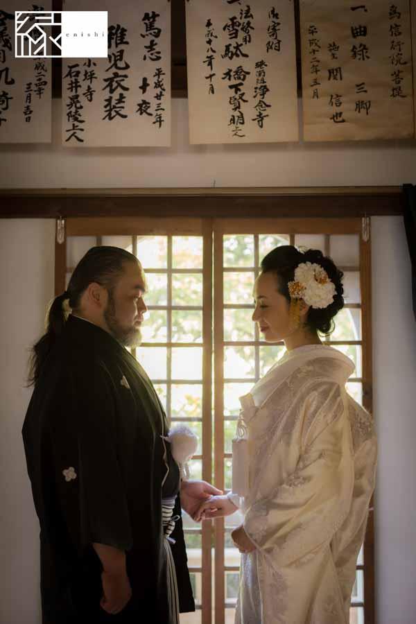 フォト婚和装鎌倉縁09