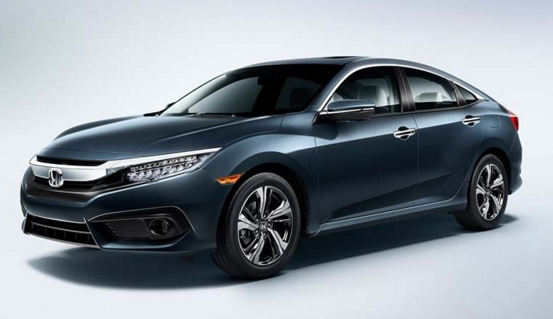 All New Honda Civic thai