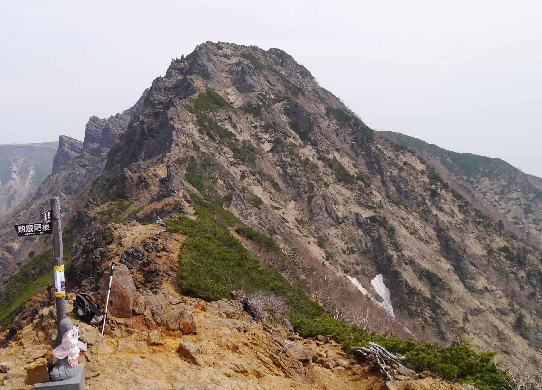 横岳_160520