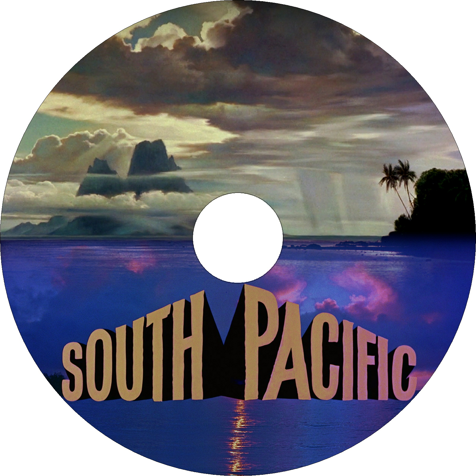 南太平洋 ラベル