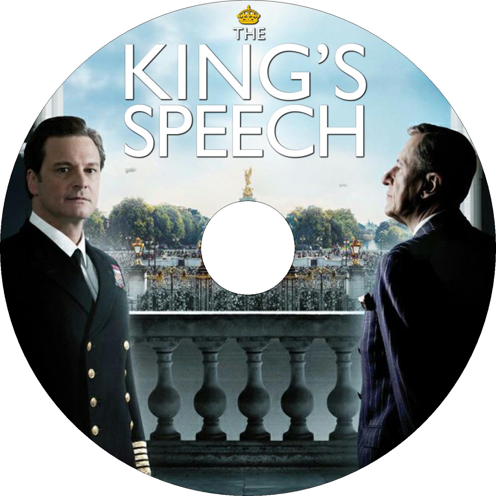 英国王のスピーチ ラベル