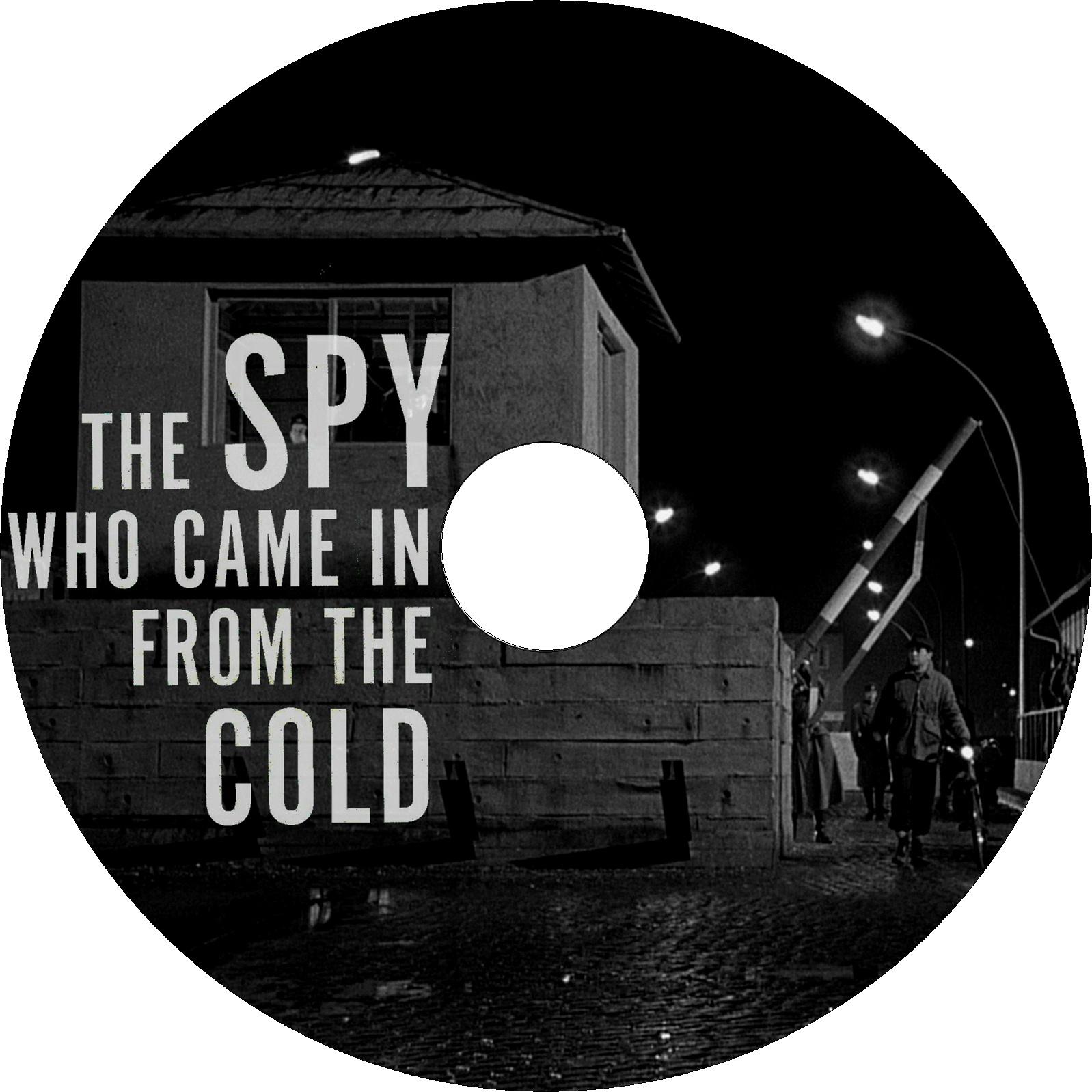 寒い国から帰ったスパイ ラベル