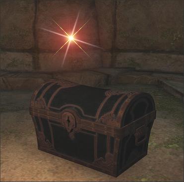 宝箱 死者の宮殿