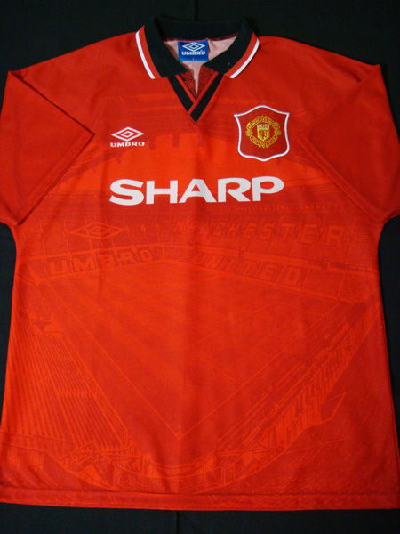 94/96 MANCHESTER UNITED (H)