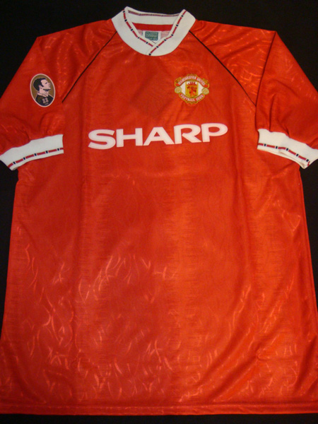 91/92 MANCHESTER UNITED (H)