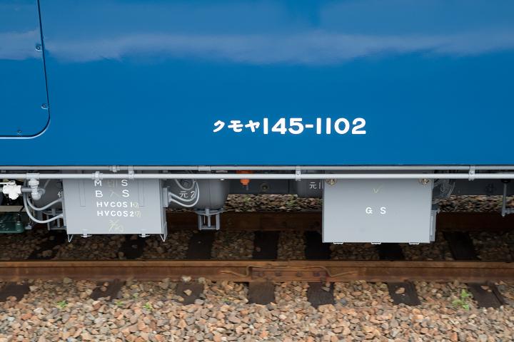 クモヤ145-389s