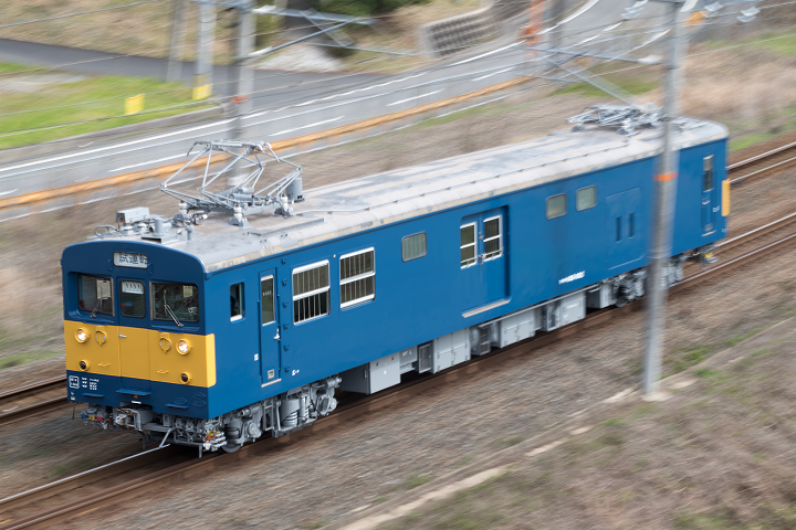 クモヤ145-424s