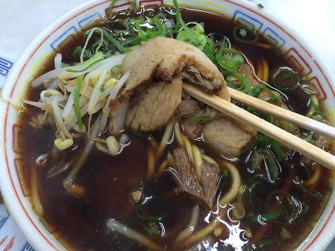 中華そば肉