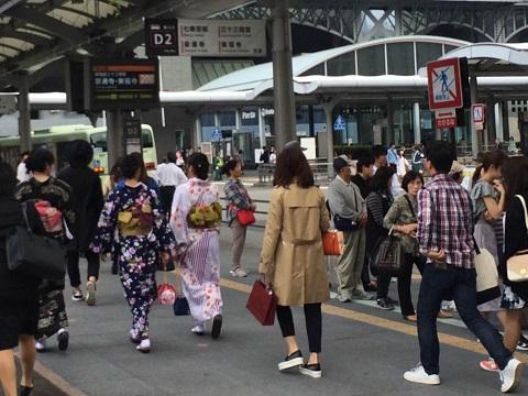 4京都駅前