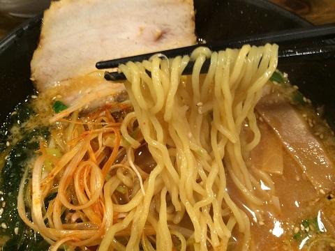 ネギ乃助麺