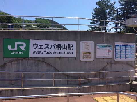 17椿山駅
