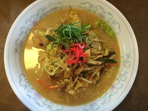 辛野菜味噌