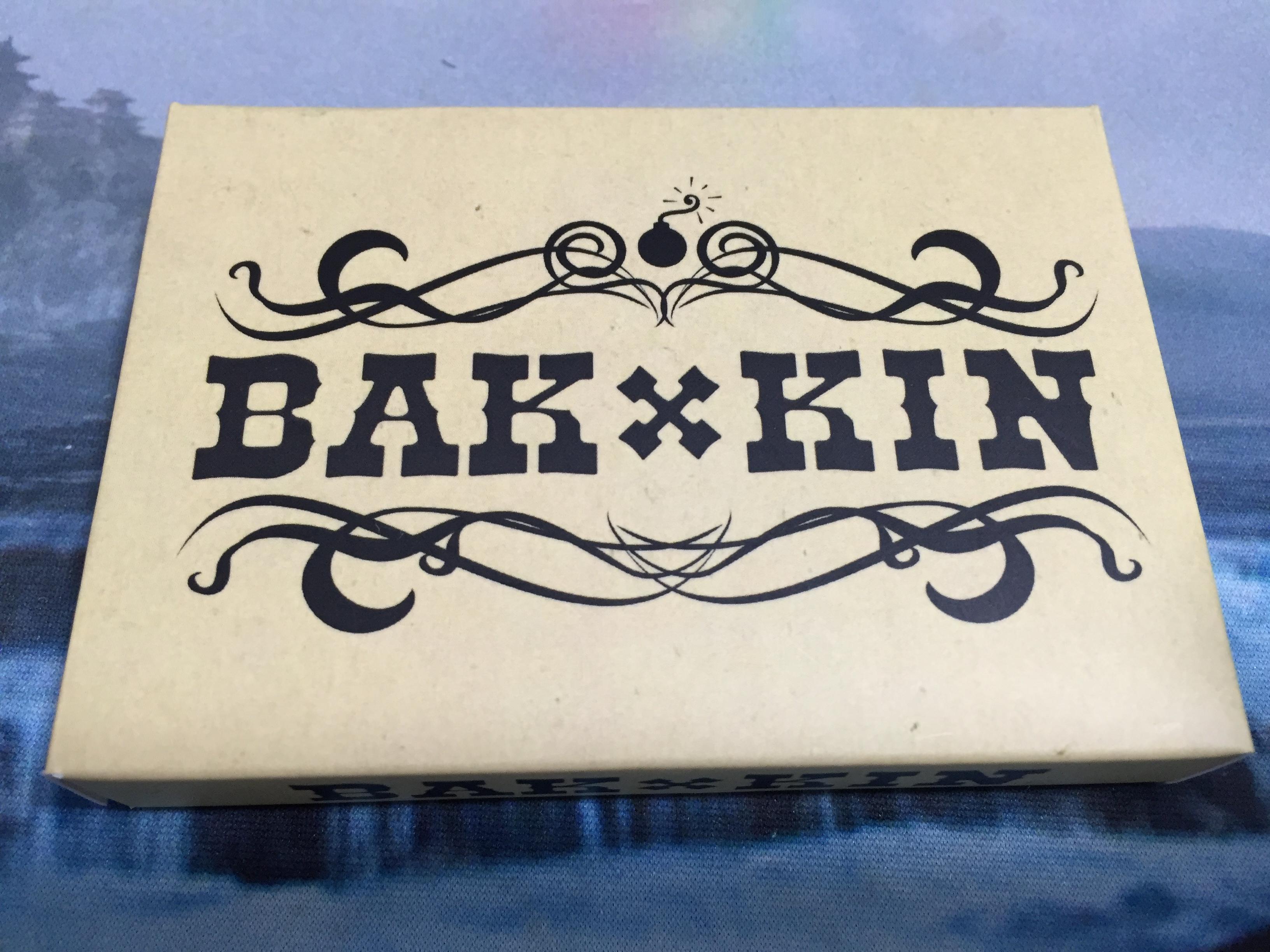 BAK×KIN