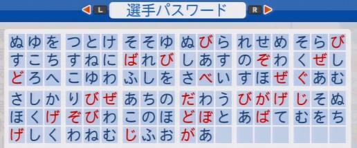 実況パワフルプロ野球2016 栄冠ナイン小山正明選手パスワード