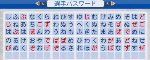 実況パワフルプロ野球2016 栄冠ナイン長嶋茂雄選手パスワード