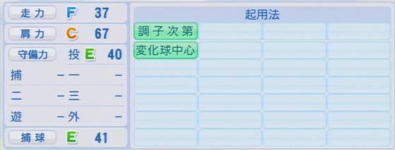 実況パワフルプロ野球2016ver1.03デイビーズ