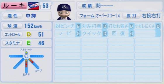 実況パワフルプロ野球2016ver1.03ルーキ