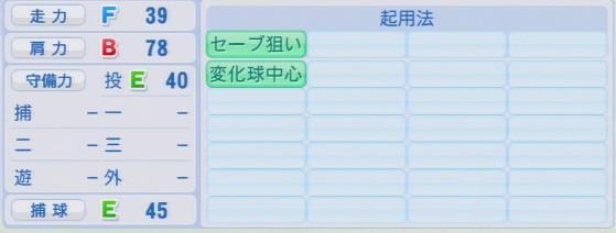 実況パワフルプロ野球2016ver1.03オンドルセク