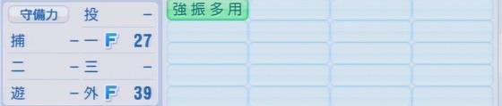 実況パワフルプロ野球2016ver1.03鵜久森 淳志