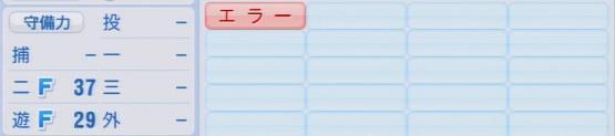 実況パワフルプロ野球2016ver1.03森本 龍弥パワプロ