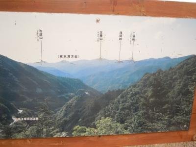 生藤山から歩いて