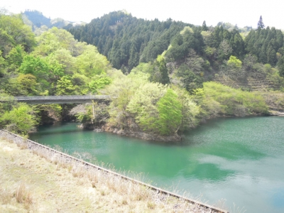 宮ケ瀬湖160420
