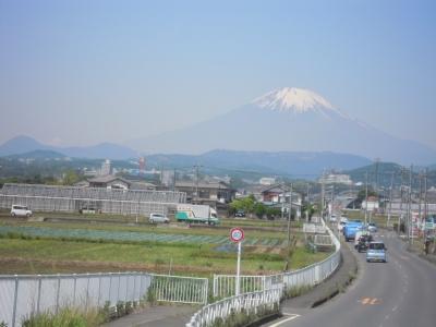 今日の富士山160518