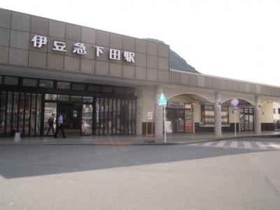 下田駅160524
