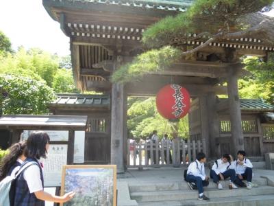 長谷寺門160603