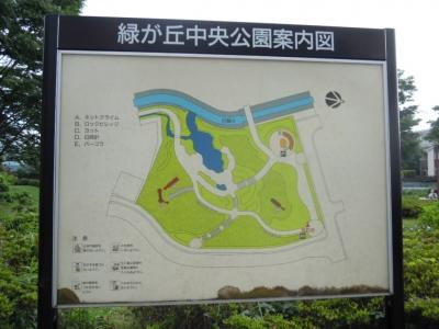緑ヶ丘中央公園160606