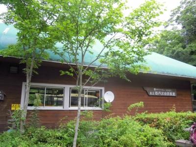 西丹沢自然教室此処から160609