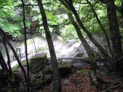 滑滝160609