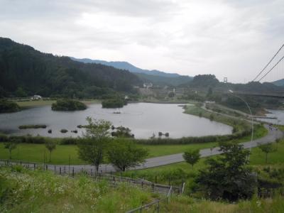 宮ケ瀬湖畔園地160619