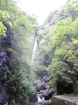 洒水の滝160426