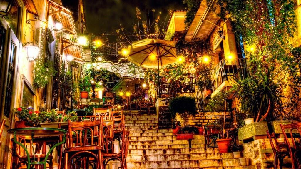 アテネ夜1