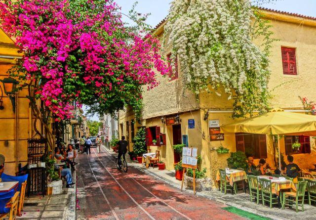 Athens: The Plaka1