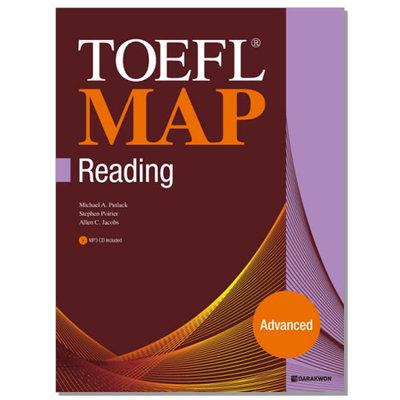 TOEFL MAP