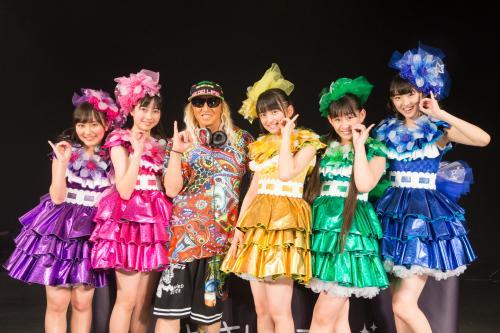 5人組アイドル「たこやきレインボー」メジャーデビュー 大阪から元気届ける!