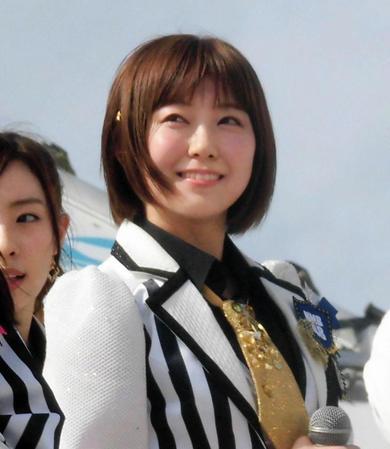 NMB卒業発表のみるきーこと渡辺美優紀、髪バッサリ