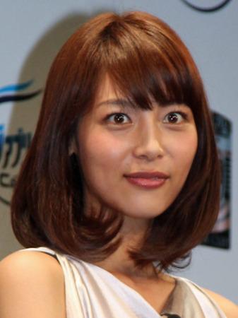 相武紗季 結婚!お相手は一般男性「笑顔いっぱいな家庭を」