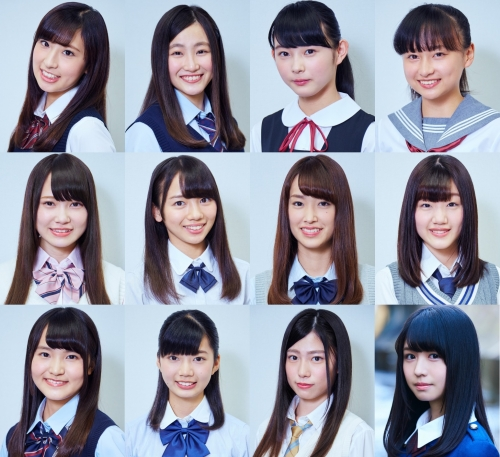 「けやき坂46」合格者11人発表 欅坂46が総勢32人に