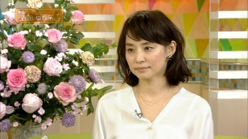 スタジオパークに出演した石田ゆり子(46)が美し過ぎる