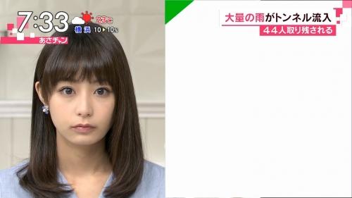 TBS宇垣美里アナが可愛すぎる件