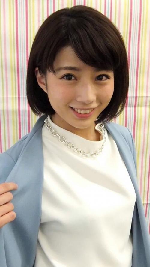 田中萌アナのすっぴん公開に「詐欺に騙されだ気分」「放送事故レベル」
