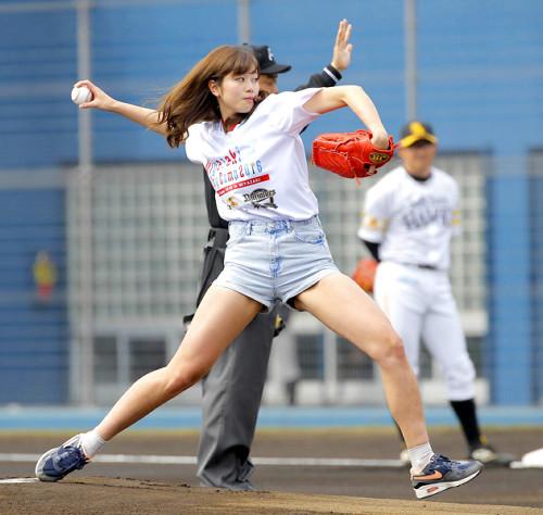 稲村亜美とかいう顔30点身体100点の女の子wwwwwwwwwwwwwwww